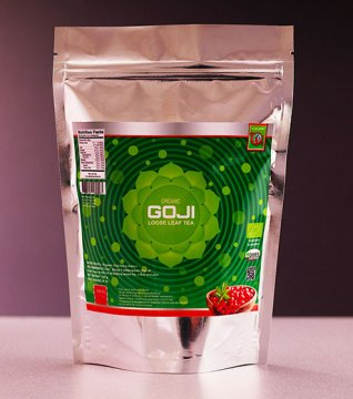 GOJI LEAF TEA (loose leaf tea) - 150 g